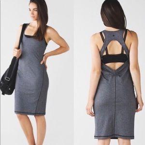🌺Lululemon open back dress